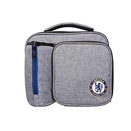 FOCO Football Team Grey Lunch Bags with Food-Safe Easy Clean Lining and Bottle Holder 41rGmGkT6dL