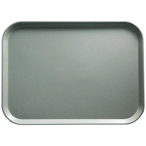 (Cambro 1520107 Camtray Pearl Gray 15 x 20-1/4 Serving Tray - Dozen )