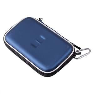 CE Compass Blue Case Cover Bag Pouch For Nintendo 3DS DSI DS Lite