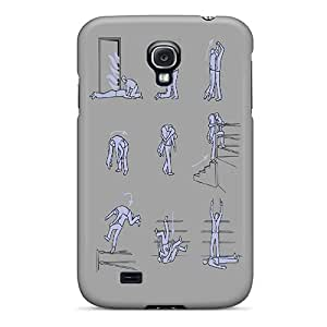 Galaxy S4 Case Slim [ultra Fit] Wwf Protective Case Cover