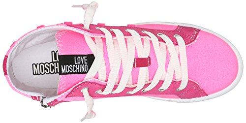 Love Moschino Zapatillas abotinadas  Rosa EU 37