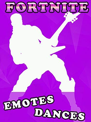 Fortnite Emoji & Emoticons, Dances and Emotes Cosmetics List