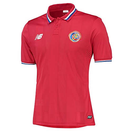 Costa Rica Away Jersey (New Balance Costa Rica Home Jersey [Red] (L))