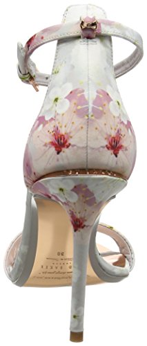 Ted Femme oriental Charv Bride Multicolore Baker Blossom Sandales Arrière SrwSvX1aB