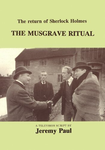 The Musgrave Ritual by Jeremy Paul (1992-06-01)