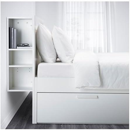 Ikea Queen 22386.82920.220 - Marco de Cama con cabecero de ...