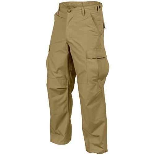 Helikon Genuine BDU Trousers Polycotton Ripstop Coyote size L (Bdu Pants Trousers)