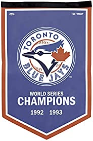 MLB Toronto Blue Jays Victory Banner, 12 x 18-inches