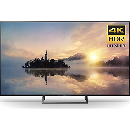 Sony KD49X720E 49-Inch 4K Ultra HD Smart LED TV (2017 Model)