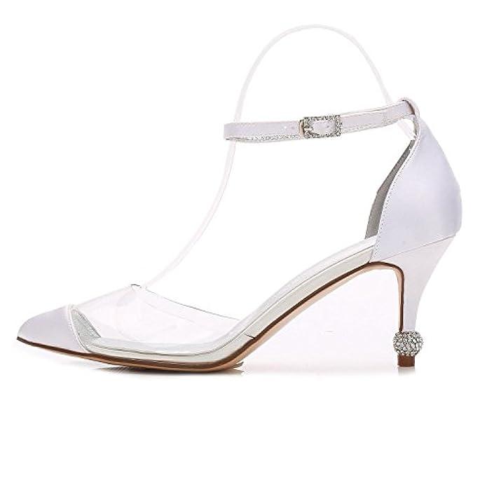 Scarpe E Borse Da Donna Col Tacco L yc Alto Summer Wedding Party amp; Evening Dress Casual Stiletto F17767-21