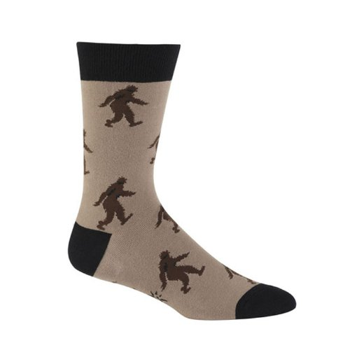 Sasquatch Crew Socks