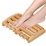 Dual Foot Massager Roller Large, Relieve Plantar Fasciitis, Stress, Heel, Arch Pain