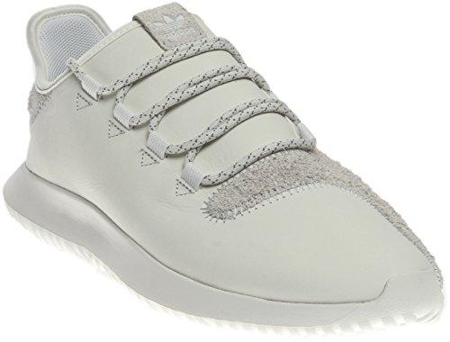 Adidas Tubular Shadow Men Us 11 White Tennis Shoe