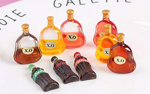 616c5155e5a0 SHOPUS   Royarebar 1/12 Dollhouse Miniature Cola Model for Mini ...