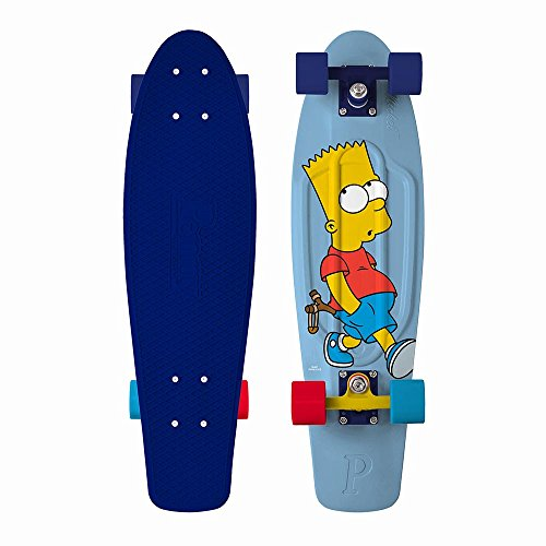 - Penny Skateboard - The Simpsons Limited Edition (Bart 27)