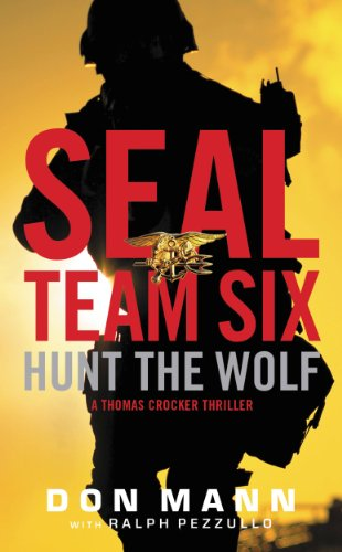 book cover of Hunt the Wolf