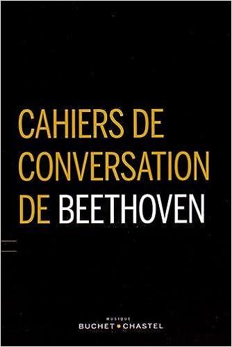 Livre Cahiers de conversations pdf ebook