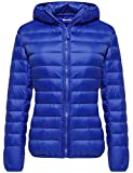 Wantdo Women's Packable Winter Lightweight Warm
