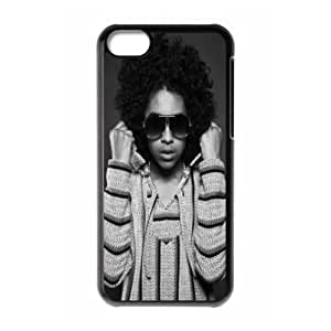 Gators Florida USA Design Music Band 15 Mindless Behavior Print Black Case With Hard Shell Cover for Apple iPhone 5C