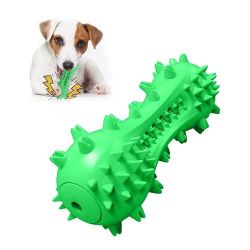 Kauspielzeug für Hunde, Hundezahnbürste, Kaustangen Hund , Hundespielzeug unzerstörbares Zahnreinigung interaktives…