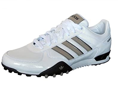 Adidas Chaussure Homme X Country Trace Blanc T:45 1/3