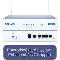 Sophos XG 85W Wireless Next-Gen Firewall EnterpriseProtect Bundle w/ 4 GE ports, EnterpriseGuard License, 24x7 Support - 2 Years