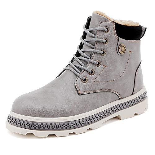 39 Gris Gris Bottes Pour Homme shoes Sry TIwYqXHT