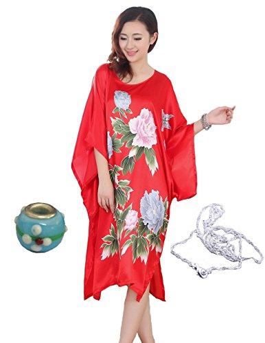 JTC® Lady Summer Nightdress Sleepwear Nightwear Loose - Wholesale China Sunglasses From
