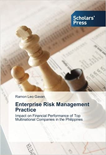 Download online Enterprise Risk Management Practice: Impact on Financial Performance of Top Multinational Companies in the Philippines PDF, azw (Kindle), ePub