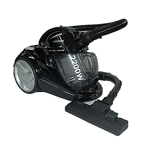 Amazon.com: Kenwood kevc7050 Canister Vacuum Cleaner Voltaje ...