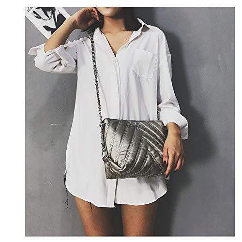 Para Exterio Mujerbolsos La Bolsos Bolso Las Mano Cadena Moda Del Bolso Grande A Bright De Mujeres Señora Comercio q0axIIwt