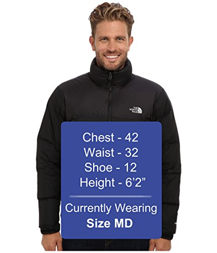 887867914813 - The North Face Men's Nuptse Jacket TNF Black/TNF Black (C759) (L) carousel main 5