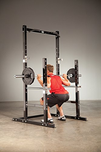 Marcy Platinum Multi Functional Power Rack And Weight Bench Set Pm 3800 Barbell Academy