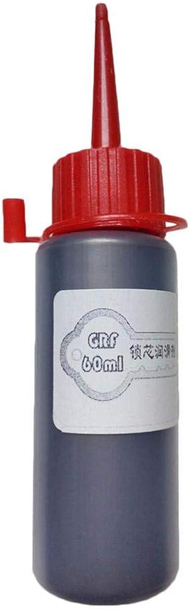 Fancylande Lubricante grafito líquido para cerraduras de 60 ml ...