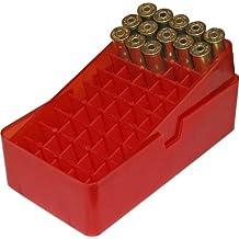 MTM 50 Round 44/45 Cal Slip-Top Handgun Ammo Box