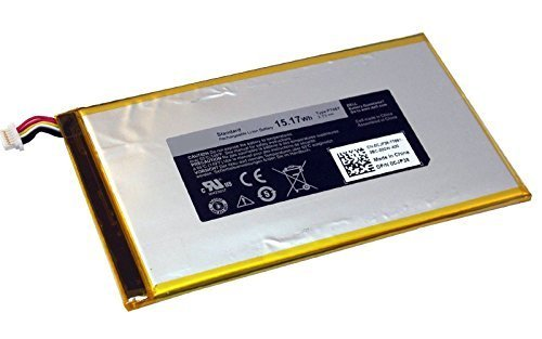 """ZWXJ Laptop Battery P706T( 3.7V 15.17Wh) For Dell Venue 8 T02D 3830 8"""" Tablet at Electronic-Readers.com"""