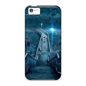 Cute CaroleSignorile Promenade In The Rain At Night Cases Covers For Iphone 5c