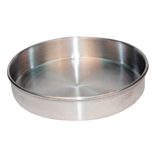 Winware 9-by-2-Inch Aluminum Layer Cake Pan by Winco