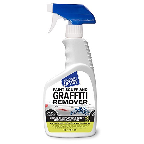 Stoner 45406 Motsenbocker'S Lift Off Paint Scuff and Graffiti Remover, 16. Fluid_Ounces