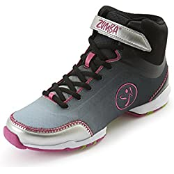 Zumba Fitness Flex Classic High Top Shoes (10)