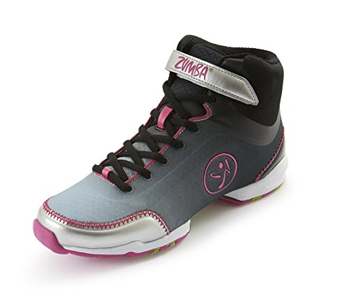 Zumba Fitness Flex Classic High Top Shoes (10)