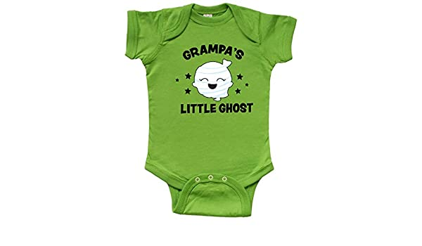 inktastic Cute Grampas Little Ghost with Stars Toddler T-Shirt