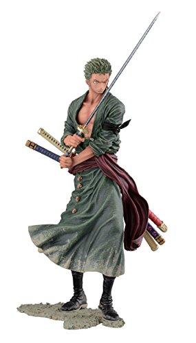 Banpresto One Piece 7.9-Inch Roronoa Zoro Creator x Creator Series Figure