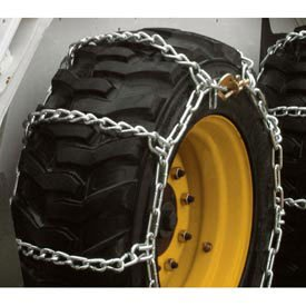 119 Series Forklift Tire Chains, Steel, Pair