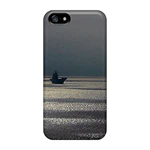 High-quality Durability Case For Iphone 5/5s(hms Bulwark Anchored At Meadfoot)