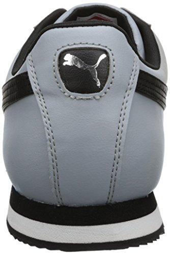 Cava Sneaker Basic Puma Mens Roma / Nero / Argento Puma