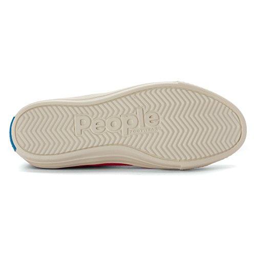 Zapatillas Mujer Calzado Phillips Para Mujer - Rosa Heartbeat / Piquete Blanco Talla 7