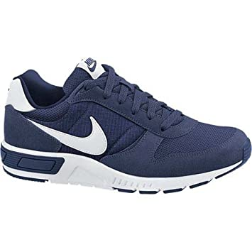 0dc91678d8772 Nike Nigh tgazer - Midnight Navy/White, multi-coloured: Amazon.co.uk ...