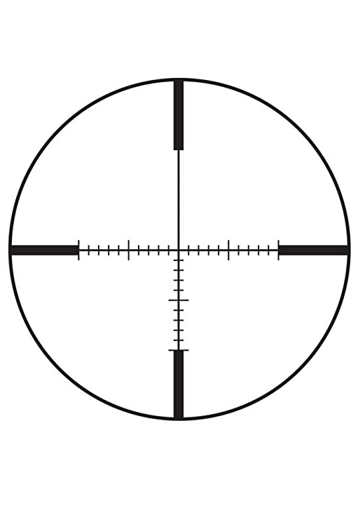 Amazon Com Leupold Vx Freedom 3 9x40mm Riflescope Tri Moa Reticle