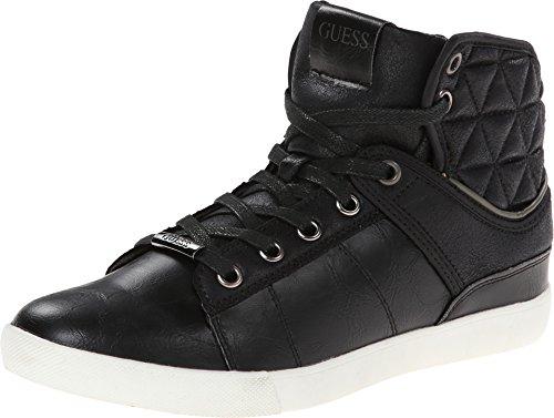 GUESS Men's Jamey Black Sneaker 8.5 M